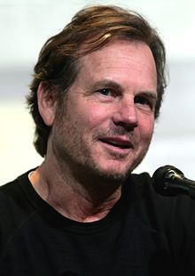 """William """"Bill"""" Paxton (May 17, 1955 – February 25, 2017) was an American actor & director. The films in which he appeared include The Terminator (1984), Weird Science (1985), Aliens (1986), Predator 2 (1990), True Lies (1994), Apollo 13 (1995), Twister (1996), & Titanic (1997). Paxton also starred in the HBO series Big Love (2006–2011) & was nominated for an Emmy Award for the miniseries Hatfields & McCoys (2012). Paxton died at age 61 from complications following heart surgery."""