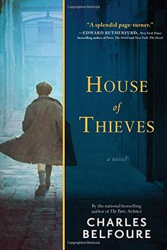 House of Thieves by Charles Belfoure was an unexpected gem of a book for me. Set in New York of 1886, the plot is full of action and intrigue. Architecture, high society, gambling, rival gangs, and crime intermingle in this multilayered story. It took me a while to get into it. At first the writing seemed somewhat rigid and predictable, but I soon became immersed in the plot and could not put the book down until I finished it. #sp