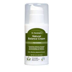 Natural Balance Progesterone Cream – Dr. Randolph's Wellness Store