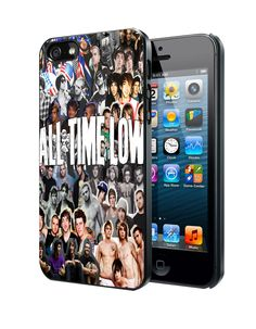 All Time Low college Samsung Galaxy S3 S4 S5 Note 3 Case, Iphone 4 4S 5 5S 5C Case, Ipod Touch 4 5 Case