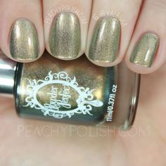 Powder Perfect: Camelot Collection Swatches & Review