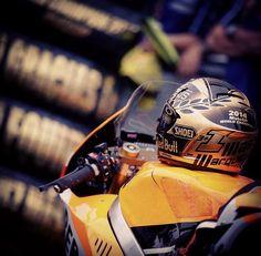 Marquez World Champ 2014