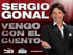 Sergio Gonal, vengo con el cuento