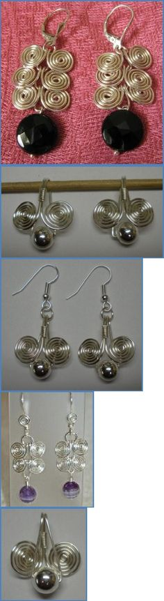 This is a tutorial by Judy Larson. For more free jewelry making tutorials, please check www.beadinggem.com