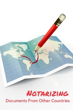 Notarizing documents going across international borders can be tricky and confusing, especially considering the differences between the U.S. and foreign Notary systems.