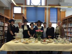 Bracebridge Public Library hosted a Farewell to Downton Abbey Tea, serving Yorkshire Tea and sharing our favourite moments of the series.