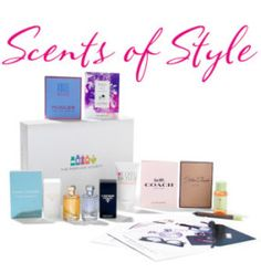 The Perfume Society Scents of Style Discovery Box review