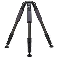 """Induro GIT404XL Grand Series 4 Stealth Carbon Fiber 71.1"""" Extra Long Tripod, 4 Sections"""