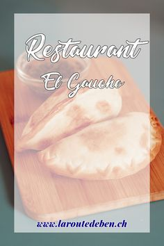 Chimichurri, Lausanne, Food Trucks, Empanadas, Gaucho Restaurant, Mets, Places To Eat, Switzerland, Small Restaurants
