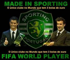 MADE IN SPORTING CLUBE DE PORTUGAL