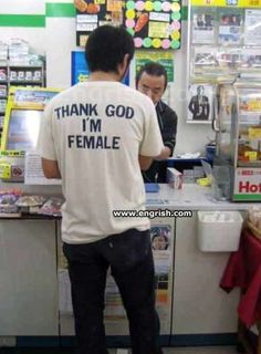 30 Hilariously Embarrassing T-Shirt Fails Funny Translations, Lost In Translation, Thank God, Funny Signs, Funny Fails, The Funny, Cool Words, I Laughed, Funny Pictures
