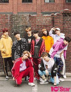 Stray Kids who is who - Woojin Lee Min Ho, Mixtape, K Pop, Sung Lee, Oppa Gangnam Style, Rapper, Kim Woo Jin, Star Magazine, Mnet Asian Music Awards