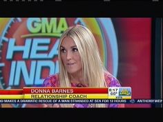 Donna Barnes is a relationship coach and the author of Giving Up Junk-Food Relationships. Good Morning America asked her to join the anchors for the Heat Ind. What Is Cheating, Heat Index, Balanced Meals, Relationship Coach, Good Morning America, What You Eat, Anchors, Feeling Great, Junk Food