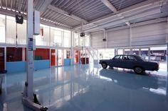 Auto Repair Shop Nigata