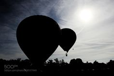 balloon by andrea4pagani Transportation Photography #InfluentialLime