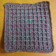 Blueberry Pie Dishcloth Set Pattern #2 pattern by Lizabeth McCool
