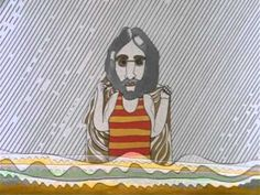"Juxtapoz Magazine - John Lennon, ""Oh!"" animated by Keiichi Tanaami Keiichi Tanaami, Source Of Inspiration, Yoko, John Lennon, Psych, Films, Animation, Magazine, Music"