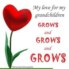 My love for Lyric grows and grows and grows. Grandkids Quotes, Quotes About Grandchildren, Love My Kids, Love You, My Love, Grandmothers Love, Grandma Quotes, Gift From Heaven, Love Is Everything