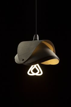 CB Lamp by Alejandra Cabello Martín