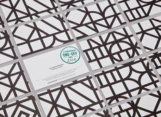 Beautiful Examples of Branding & Identity Design City Branding, Business Branding, Business Design, Brand Identity Design, Corporate Design, Branding Design, Stationery Design, Logo Design, Business Innovation