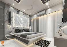 Best Bedroom Design in India Indian Bedroom Design, Simple Bedroom Design, Bedroom Closet Design, Bedroom Furniture Design, Home Room Design, Modern Luxury Bedroom, Luxury Bedroom Design, Modern Master Bedroom, Luxurious Bedrooms