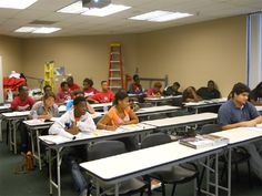 The Boys & Girls Clubs of Broward County and Associated Builders and Contractors, Inc. (ABCI) Craft Trainee Summer Program took launch. A total of 13 members between the ages of 16-18 went through the four week summer program to obtain an introduction to the Construction Industry. The teens were able to learn about the different trades in the construction industry to include electrical, HVAC, wall powering, and plumbing, to name a few, via textbook material and labs.