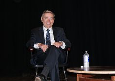 """Rolland Smith gave the Reisman Lecture on September 29: """"From Politics to Poetry: Telling the News and Sharing the Inside Stories."""""""