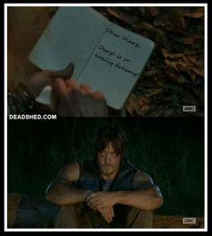 Daryl Dixon funny memes 4x10