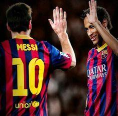 Neymar ★ messi