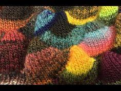Сегодня я рассказываю о необычной технике вязания - поворотном вязании, когда узор создается за счет частичного вязания. Этот прием можно использовать при вя...