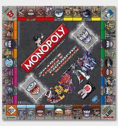 Monopoly Transformers -  Das weltweit beliebteste Brettspiel trifft auf das großartigste Spielzeug unserer Kindheit in dieser 30-Jahre-Transformers-Monopoly-Ausgabe. Bei Ihrer Reise rund um das Spielbrett mit den besten Autobot- und Decepticon-Figuren aus der Sammlung Ihrer Kindheit erleben Sie die Geschichten neu, die Sie schon auf dem Fußboden Ihres Kinderzimmers nachgespielt haben.