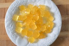 Superfood Lime Gummies (Paleo, AIP) from Flash Fiction Kitchen