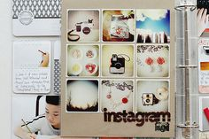 instagram layout for PL