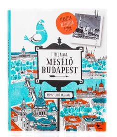 A mai bejegyzés témája egy olyan könyv, ami önmagában is képes elhozni a tavaszt. Tittel Kinga Mesélő Budapest című remeke mutatkozik be.    Műfajában is rendhagyó, a fővárosi családi sétákat bearanyozó Mesélő Budapest, hiszen előtte nemigen jelent meg hasonló témájú #könyv #Budapest #seta #gyermekkonyv #kamasz #KolibriKiado #TittelKinga #tortenelem