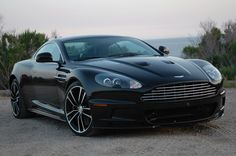 Aston Martin: DBS Carbon Black | LFTLN.com - Luxury, Exotic and Modified Automobiles