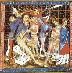 medieval bestiary wild man - Szukaj w Google