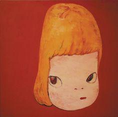 Yoshitomo Nara - Girl in Red