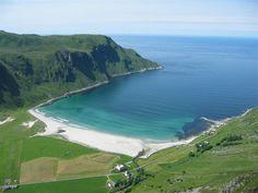 Hoddevik - Surfspot