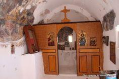 Timios Stavros Church in Chora Castle on the island of Kalymnos Kos, Islands, Castle, Faith, Mirror, Home Decor, Decoration Home, Room Decor, Mirrors