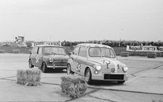 60's Racing Abarth vs Cooper