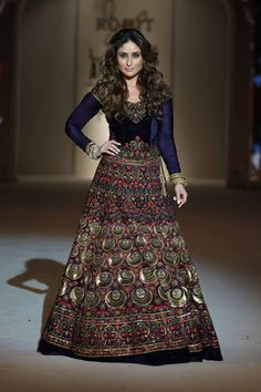 Rohit Bal Lakme Fashion Week 2016