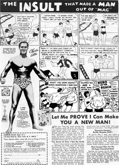 vintage cartoons of the 1950s | Here are some of my favorite comic book ads that I've come across in ...