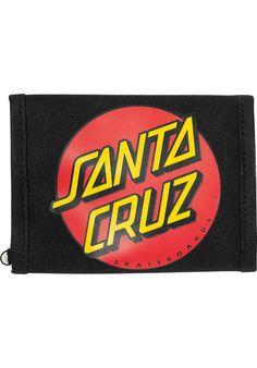 Santa-Cruz Classic-Dot - titus-shop.com  #Wallet #Accessoires #titus #titusskateshop