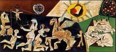 """Pablo Picasso, """"La Pace"""", 1952"""