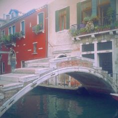 A corner of the city to tease you a bit! Visit Venice! :)