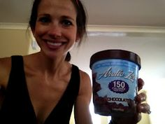 Skinni Ice Cream Indulgence!