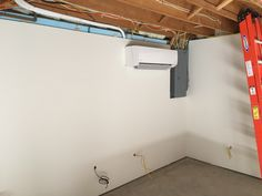 Luxury Heating System for Basement
