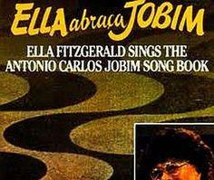"Recorded on September 17–19, 1980 and March 18–20, 1981, ""Ella Abraça Jobim"" is a studio album by Ella Fitzgerald, devoted to the songs of Antonio Carlos Jobim. TODAY in LA COLLECTION on RVJ >> http://go.rvj.pm/48u"