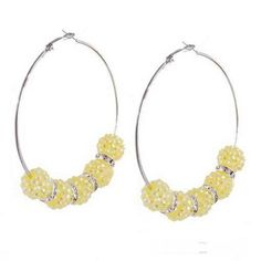 $1.68 78x68mm Light Yellow Basketball Hook Earrings Charms Disco Ball Spacer Beads Hoop http://www.eozy.com/78x68mm-light-yellow-basketball-hook-earrings-charms-disco-ball-spacer-beads-hoop.html