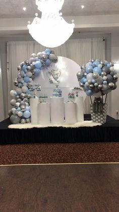 Baby Shower For Twin Boys Baby Shower Ideas Themes Games. Winter Baby Shower By Jay Adores Designs 100 Layer . Baby Shower Decorations For Boys, Boy Baby Shower Themes, Baby Shower Balloons, Baby Shower Fun, Elephant Baby Shower Centerpieces, Baptism Decorations, Birthday Party Decorations, Spongebob Birthday Party, Elephant Theme